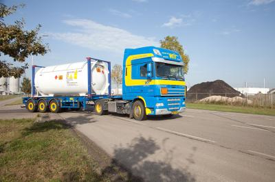 Frans de Wit - Transport